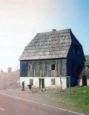 Дурмиторска кућа